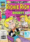 Richie Rich Digest Magazine (1986 2nd Series) 22