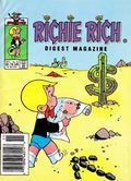 Richie Rich Digest Magazine (1986 2nd Series) 25