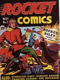 Rocket Comics (1940) 3