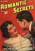Romantic Secrets (1949 Fawcett) 1