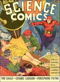 Science Comics (1940 Fox) 1