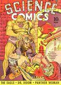Science Comics (1940 Fox) 4