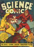 Science Comics (1940 Fox) 6