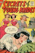 Secrets of Young Brides (1957 Charlton) 9