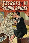 Secrets of Young Brides (1957 Charlton) 12
