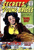 Secrets of Young Brides (1957 Charlton) 23