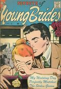 Secrets of Young Brides (1957 Charlton) 5
