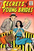 Secrets of Young Brides (1957 Charlton) 8