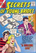 Secrets of Young Brides (1957 Charlton) 37