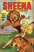 Sheena Queen of the Jungle (1942 Fiction House) 16