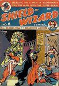Shield-Wizard Comics (1940) 6