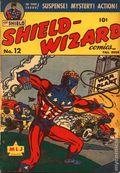 Shield-Wizard Comics (1940) 12