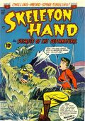 Skeleton Hand (1952-1953 ACG) 3