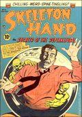 Skeleton Hand (1952-1953 ACG) 6