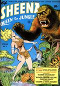 Sheena Queen of the Jungle (1942 Fiction House) 3