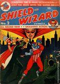 Shield-Wizard Comics (1940) 2