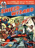 Shield-Wizard Comics (1940) 8