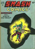 Smash Comics (1939-49 Quality) 77