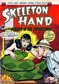 Skeleton Hand (1952-1953 ACG) 2
