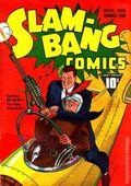 Slam Bang Comics (1940 Fawcett) 2