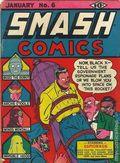 Smash Comics (1939-49 Quality) 6