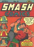 Smash Comics (1939-49 Quality) 9