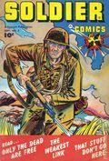 Soldier Comics (1952-1953 Fawcett) 5