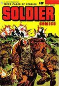 Soldier Comics (1952-1953 Fawcett) 10