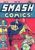 Smash Comics (1939-49 Quality) 34
