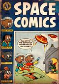 Space Comics (1954) 4