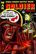 Soldier Comics (1952-1953 Fawcett) 8