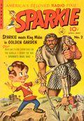 Sparkie, Radio Pixie (1951) Big Jon 2