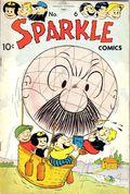 Sparkle Comics (1948) 6