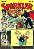 Sparkler Comics (1941 2nd Series) 8