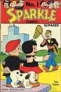 Sparkle Comics (1948) 1