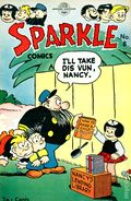 Sparkle Comics (1948) 8