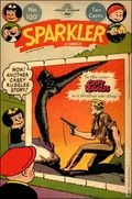 Sparkler Comics (1941 2nd Series) 100