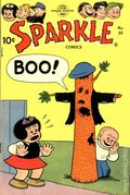 Sparkle Comics (1948) 25