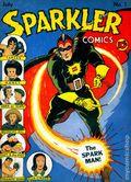 Sparkler Comics (1941 2nd Series) 1