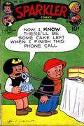 Sparkler Comics (1941 2nd Series) 116