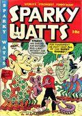 Sparky Watts (1942) 8
