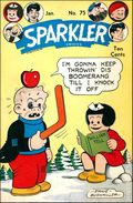 Sparkler Comics (1941 2nd Series) 75