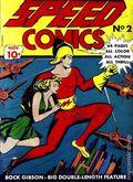 Speed Comics (1941) 2