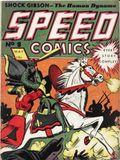 Speed Comics (1941) 8
