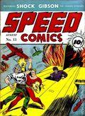 Speed Comics (1941) 11