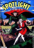 Spotlight Comics (1944) 3
