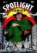 Spotlight Comics (1944) 2