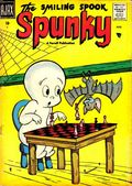 Spunky the Smiling Spook (1957) 1