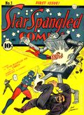 Star Spangled Comics (1941) 1