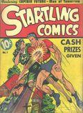 Startling Comics (1940) 1